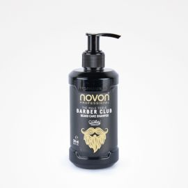 BEARD CARE SHAMPOO NOVON BARBER CLUB 250 ml