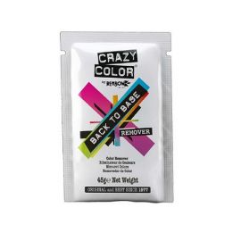 BACK TO BASE COLOR REMOVER CRAZY COLOR 45 gr