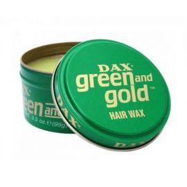 CERA DAX GREEN & GOLD 99gr AFRO