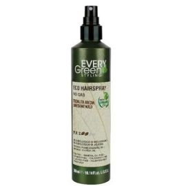 EXO HAIR SPRAY MEDIUM HOLD NO GAS STYLING EVERY GREEN DIKSON 300ml