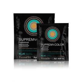 DECO SUPREMA BLEACHING POWDER BLUE SACHET FARMAVITA 30gr