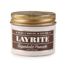 POMADE SUPER HOLD LAYRITE 120ml