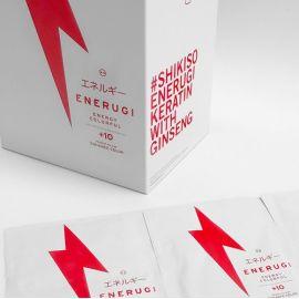 ENERUGI SHIKISO KERATIN & GINSENG TRENDY HAIR 15ml
