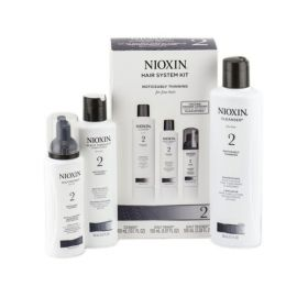 TRIAL KIT SISTEMA 2 NIOXIN 150ml + 150ml + 50ml