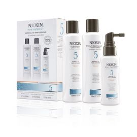 TRIAL KIT SISTEMA 5 NIOXIN 150ml + 150ml + 50ml