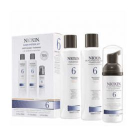TRIAL KIT SISTEMA 6 NIOXIN 150ml + 150ml + 50ml