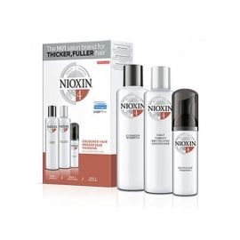 TRIAL KIT MEDIUM SIZE SISTEMA 4 NIOXIN 200ml + 200ml + 100ml