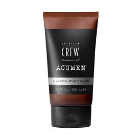 CLAY EXFOLIATING CLEANSER ACUMEN AMERICAN CREW 150ml