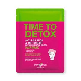 TIME TO DETOX HAIR MASK SMART TOUCH MONTIBELLO 30ml
