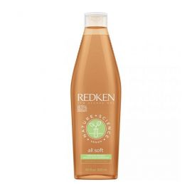 CHAMPU ALL SOFT NATURE + SCIENCE REDKEN 300ml