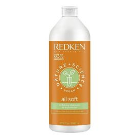 CHAMPU ALL SOFT NATURE + SCIENCE REDKEN 1000ml