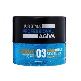 STYLING GEL 03 EXTRA STRONG HAIR STYLING GEL AGIVA 200ml