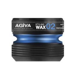 HAIR STYLING WAX 02 STRONG AGIVA 175ml