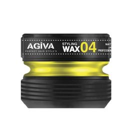 HAIR STYLING WAX 04 EXTRA STRONG AGIVA 175ml