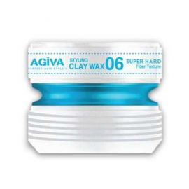 HAIR STYLING WAX SUPER HARD FIBER AGIVA 175ml