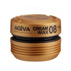 HAIR STYLING WAX 08 CREAM AGIVA 175ml