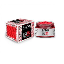 HAIR PIGMENT WAX 05 RED AGIVA 120ml
