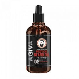 BEARD OIL AGIVA 100ml