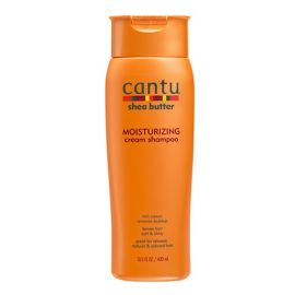 SHAMPOO CREAM MOISTURIZING SHEA BUTTER CANTU 400ml