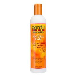 MOISTURIZING CURL ACTIVATOR CREAM SHEA BUTTER FOR NATURAL HAIR CANTU 355ml
