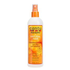 COMEBACK CURLS REVITALIZER SPRAY SHEA BUTTER FOR NATURAL HAIR CANTU 355ml