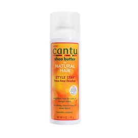 STYLE STAY FRIZZ-FREE FINISHER SHEA BUTTER FOR NATURAL HAIR CANTU 141ml
