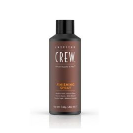 FINISHING SPRAY MEDIUM HOLD STYLING AMERICAN CREW 200ml