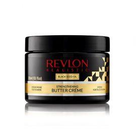 BUTTER CREAM AFRO REAL BLACK SEED REVLON 300ml