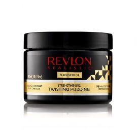 TWISTING PUDDING AFRO REAL BLACK SEED REVLON 300ml