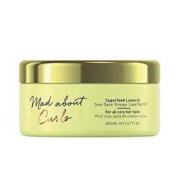 SUPERFOOD LEAVE-IN TREATMENT MAD ABOUT CURLS SCHWARZKOPF 200ml