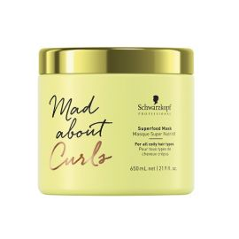 SUPERFOOD MASK NUTRIFIER MAD ABOUT CURLS SCHWARZKOPF 650ml