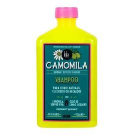 SHAMPOO CAMOMILA LOLA COSMETICS 250ml