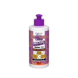 CREMA LEAVE-IN CONDITIONER CRESPOS NOVEX ENROLADAS 300ml