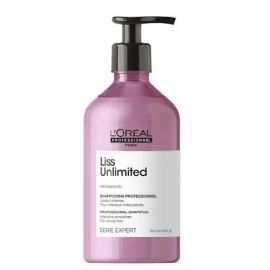 CHAMPU LISS UNLIMITED SERIE EXPERT L'OREAL 500ml