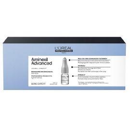 AMINEXIL ADVANCED SCALP SERIE EXPERT L'OREAL 42 x 6ml
