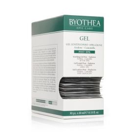 GEL LENITIVO POST-DEPILACON BYOTHEA 30 x 10 ml