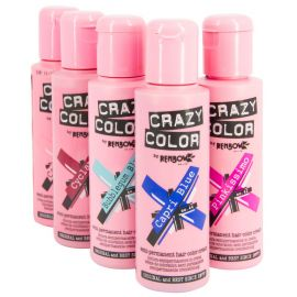 TINTE 100 ml CRAZY COLOR