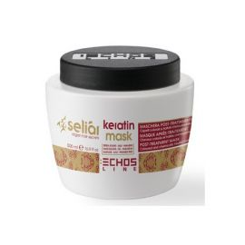 MASCARILLA POST-TRATAMIENTO SELIAR KERATIN ECHOSLINE 500 ml