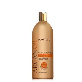 ACONDICIONADOR BRILLO Y PROTECCION ARGANOIL KATIVA 500 ml