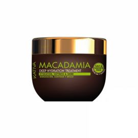 MASCARILLA DEEP TREATMENT MACADAMIA HIDRATACION Y FUERZA KATIVA 250 ml