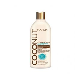 ACONDICIONADOR RECONSTRUCCION Y BRILLO COCONUT KATIVA 500 ml