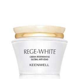 CREMA REGENERATIVA GLOBAL ANTI-EDAD REGE-WHITE KEENWELL 50 ml