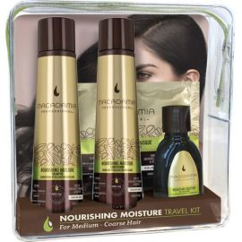 NOURISHING MOISTURE TRAVEL KIT MACADAMIA PROFESSIONAL