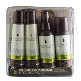 WEIGHTLESS MOISTURE TRAVEL KIT MACADAMIA PROFESSIONAL