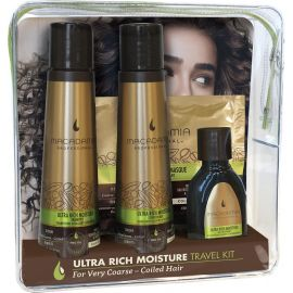 ULTRA RICH MOISTURE MACADAMIA PROFESSIONAL TRAVEL KIT
