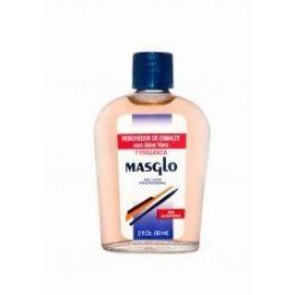 REMOVEDOR DE ESMALTE ALOE VERA MASGLO 60 ml