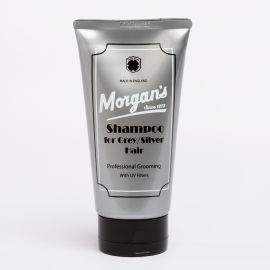 SHAMPOO FOR GREY/SILVER HAIR CARE MORGAN'S 150 ml