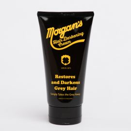 RESTORES AND DARKNESS GREY HAIR CREAM HAIR CARE MORGAN'X 150 ml