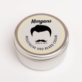 BEARD & MOUSTACHE CREAM BARBERIA MORGAN'S 75 ml
