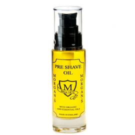 PRE-SHAVE OIL BARBERIA MORGAN'S 250 ml